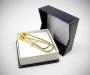 Fermasoldi oro clip semplice LeCuff