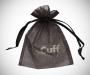 Gemelli per camicia in stoffa quadro in seta tessuto economici LeCuff