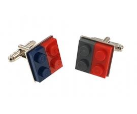gemelli per polsini LeCuff, Gemelli per camicia LEGO
