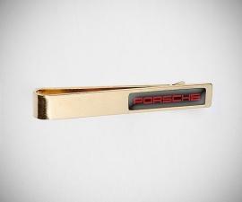 Personalizzati LeCuff, Fermacravatta personalizzati in resina dorati stampa foto iniziali logo
